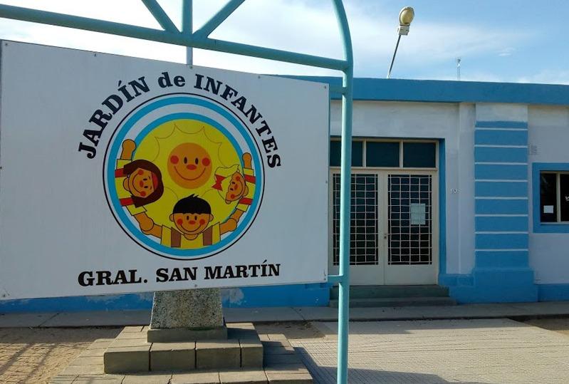 Jardín de infantes Gral. San Martin